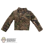 Tunic Dragon German WWII Panzer Pea Dot Camo