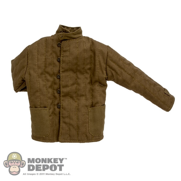 Monkey Depot - Coat: Dragon Russian Red Army Winter Padded ...