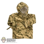 Smock: Dragon German WWII Marsh Camo w/Veil