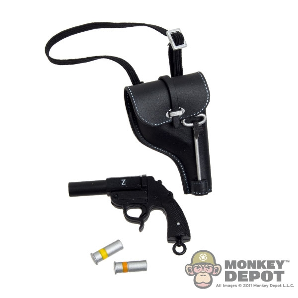 1:6 Scale Dragon WWII German Pistol Holster