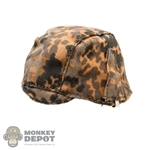 "Cover: Dragon SS Camouflage Helmet Cover, ""Oakleaf"" Pattern"