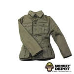 Tunic: Dragon German WWII M40 w/Insignia