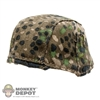Cover: Dragon German M44 Dot Pattern Helmet Cover (NO Helmet Included)