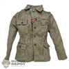 Tunic: Dragon German WWII M43 Field Blouse