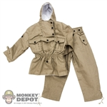 Coat: Dragon German WWII M38 Anorak w/Overtrousers