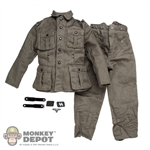 Uniform: Dragon German SS M40 Field Uniform w/Insignia