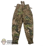 Pants: Dragon Dot Pattern M44 Trousers