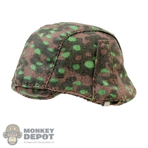 Cover: Dragon Dot Camouflage Helmet Cover