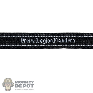 Armband: Dragon German WWII Freiw. Legion Flandern
