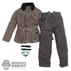 Uniform: Dragon Uniform: Dragon German WWII M36 w/Stone Gray Trousers