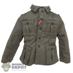 Tunic: Dragon Dragon German WWII M43 Field Blouse