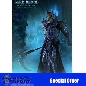 Boxed Figure: DarkCrownToys DarkBlood: Soul Hunter (DB-003)