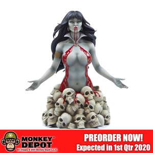 Statue: Dynamite Entertainment Vampirella Bust (905158)