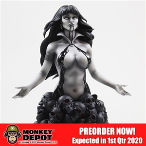 Statue: Dynamite Entertainment Vampirella (Underworld Variant) Bust (905254)