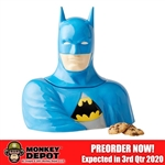 Jar: Dept 56 Batman Cookie Jar (906212)