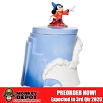 Jar: Dept 56 Fantasia 80th Anniversary Cookie Jar (906214)