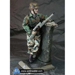 Boxed Figure: DiD SS-Sturmmann Helmut Thorvald (80019)