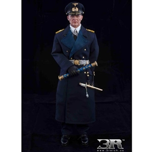 Boxed Figure: DiD KD German Admiral (GM607)