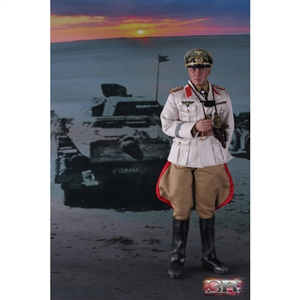 Boxed Figure: 3R Erwin Rommel, Desert Fox (GM621)