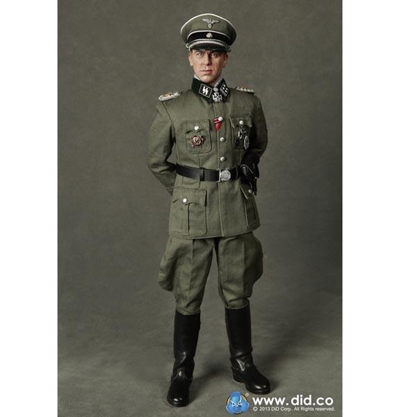 DID 1//6 WWII German SS Panzer Kurt Meyer loose Belt
