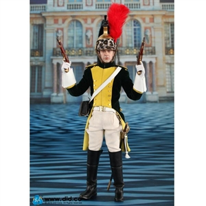 Boxed Figure: DID Napoleonic French Dragoon - Herve (80104)