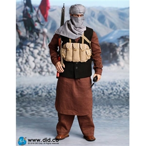 Boxed Figure: DiD The Soviet-Afghan War 1980s Afghanistan Civilian Fighter - Asad (80111)