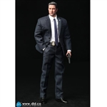Boxed Figure: DiD US Secret Service Special Agent - Mark (80119)