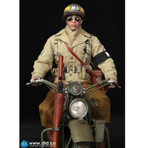 Boxed Figure: DiD US 2nd Armored Division MP Bryan