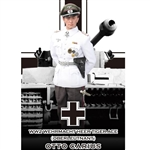 Boxed Figure: DiD Wehrmacht Heer Tiger Ace (Oberleutnant) Otto Carius - Summer Ver. (80117W)