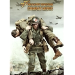 Boxed Figure: DiD 77th Infantry Division Combat Medic Dixon (80126)