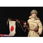 Boxed Figure: DiD  IJA 32nd Army 24th Division - Private Takuya Hayashi (JP638)