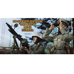 Boxed Figure: DiD SS-Panzer-Division Das Reich MG42 Gunner A Dustin (80130)