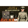 DiD WWII German Communication 3 WH Radio Operator - Gerd (80133)