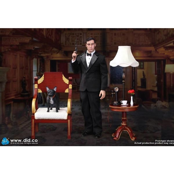 """Michael - NEW PRODUCT: Present Toys: 1/6 """"Second Generation Black Boss"""" Michael Collectible Figure #PT-sp09 DI0254-2"""