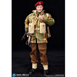 DiD WWII British 1st Airborne Division (Red Devils) Commander Roy (80135)