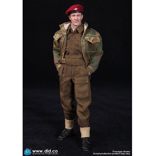 1//6 Scale Binoculars Roy Red Devilss Commander DID Action Figures