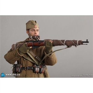 DiD WWII Russian Sniper-Vasily Zaitsev - Clean Version (80139B)