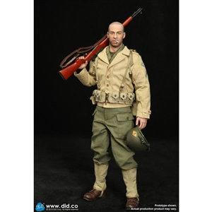 DiD WWII US 2nd Ranger Battalion Series 1 - Private (80140)