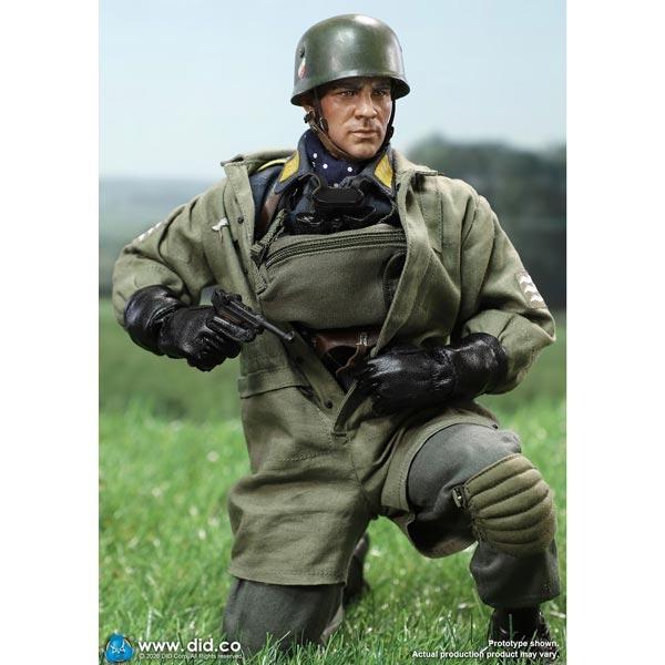 DID 1:6TH échelle WW2 German Fallschirmjäger nude figure Schmeling