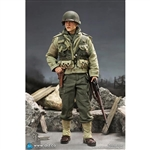 DiD WWII US 2nd Ranger Battalion Series 4 - Private Jackson (80144)