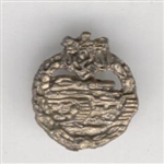 Medal DiD German WWII Panzer Assault in Bronze real metal