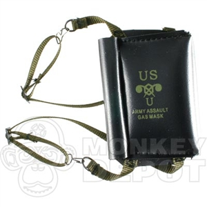 Gas Mask DiD US WWII Waterproof Bag