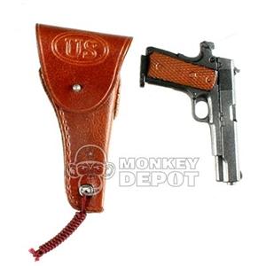 Pistol DiD US WWII 1911 .45 Holster