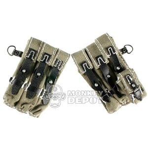Ammo: DiD German WWII MP40 Pouches