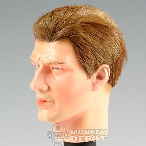 Head: DiD Guy With Brown Real Hair