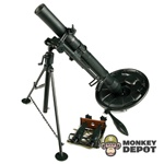 Heavy Weapon: DiD German WWII 12cm Granatwerfer 42 Mortar w/Ammo