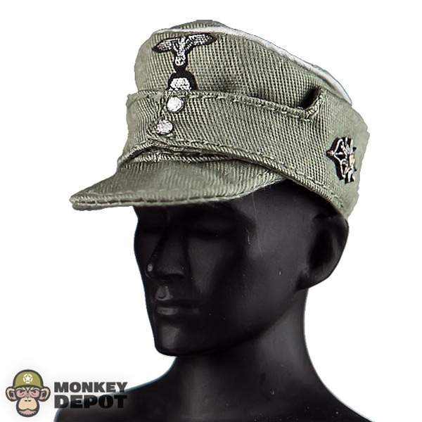 Hat: DiD German WWII SS Officer M43