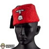 Hat: DiD German WWII Handschar Fez