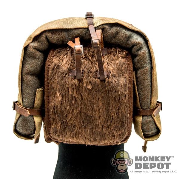 Monkey Depot - Pack: DiD German WWI Field Backpack (Dirty)