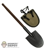 Tool: DiD German WWI Shovel w/ Cover
